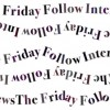 Friday Follow Interviews