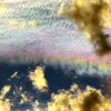 Iridescence in the sky over the Illawarra