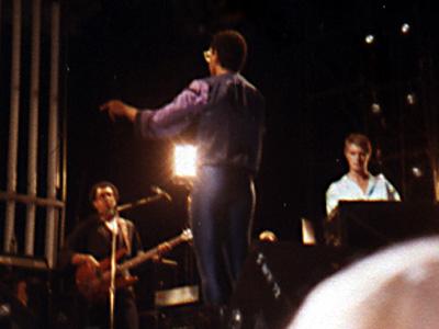 David Bowie Sydney Showgrounds 1978 Live