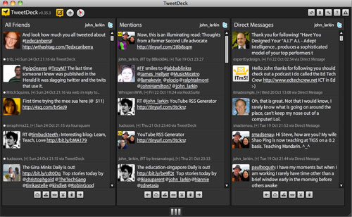 Twitter ~ simply the best networking tool for teachers | John Larkin