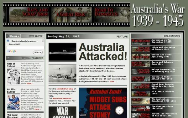 Australia's War 1939-1945