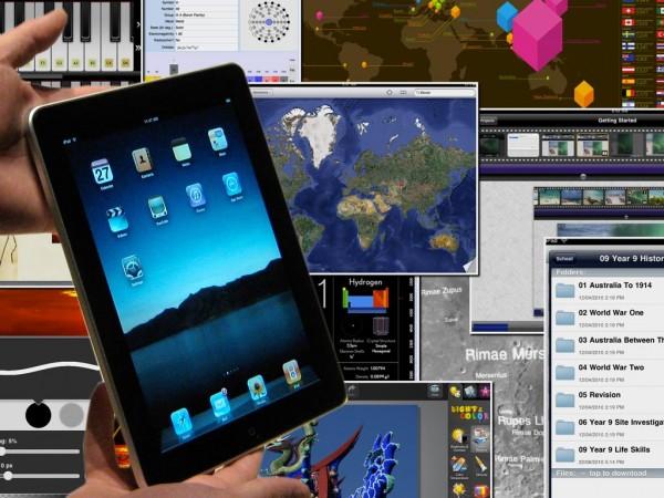 Apple iPad Collage
