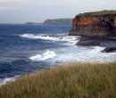 Coastal walk Kiama NSW