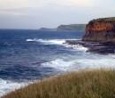 Coastal walk Kiama NSW