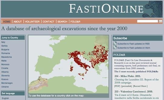 Fasti Online
