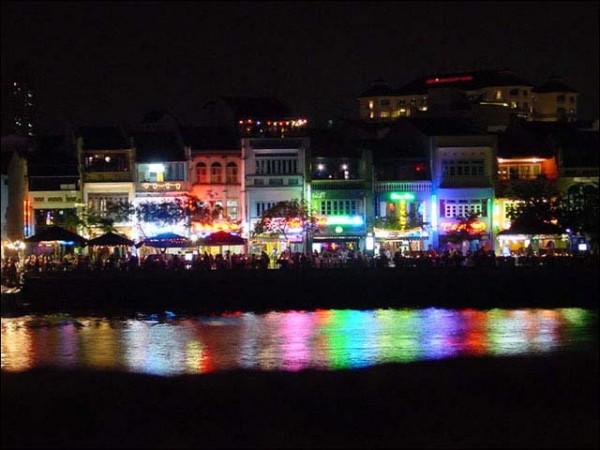 Boat Quay Singapore
