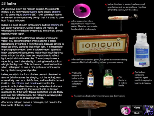 Description of Iodine