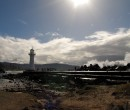 Wollongong Harbour Breakwater and Old Lighthouse