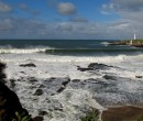 Big seas on the Illawarra coastline