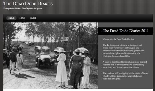 Dead Dudes Preview