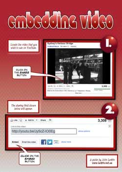 Video embed pdf