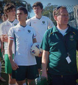 Liam Dunphy coach 1