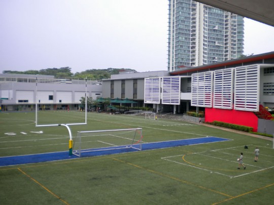 Australian International School Campus Singapore