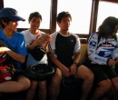 The journey on the bumboat from Changi Village to Pengerang