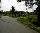 Riding through southern Johor, Malaysia
