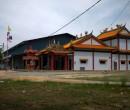 Temple at Rengit