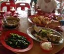 Meal at Rengit