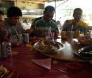 Lunch in Ringat, Johor, Malaysia