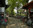 Bike hire places on Pulau Ubin