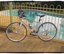 Giant Cross City Flat Bar Road Bike ~ the first photograph