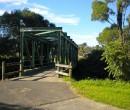 Bridge over Byarong Creek Figtree