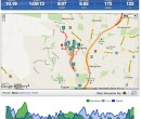 Runkeeper GPS tracking and stats