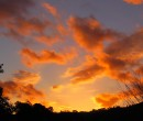 Sunset, September 15th 2012, Figtree, Illawarra