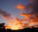 Sunset, September 15th 2012, Figtree, Illawarra
