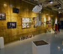 Art display by students of Nanjing International School