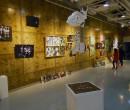 Art display by students of Nanjing International School