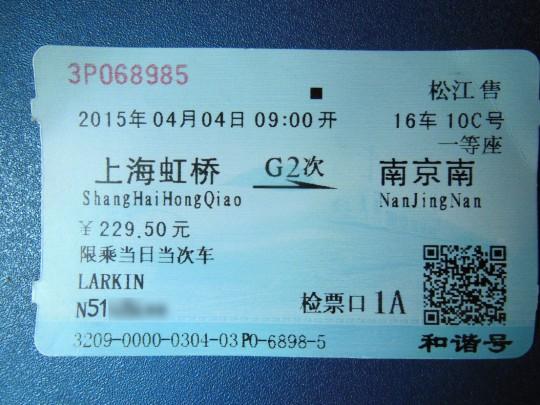 High Speed Rail Vehicle China