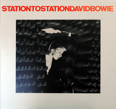 Station to Station Black And White Sleeve