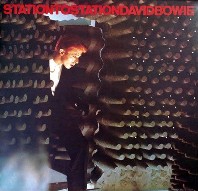 Station to Station Counterfeit Sleeve