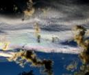 Iridescent clouds over the Illawarra